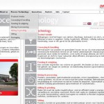 Website Dinnissen Process Technology 2