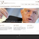 Homepage website Jan Jongstra