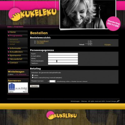 Website Stichting Kukeleku 3