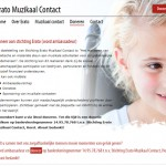 Informatie over doneren op de website van Stichting Erato Muzikaal Contact
