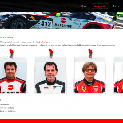 MunckhofRacing-Team