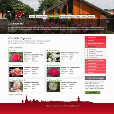 Website Rozendorp Lottum 2