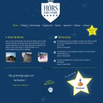 Website Horster Revue