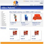 Webshop Alles Paletti 1