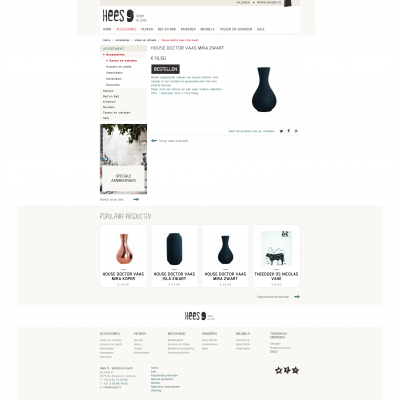 Homepage - Productdetail - HEES9