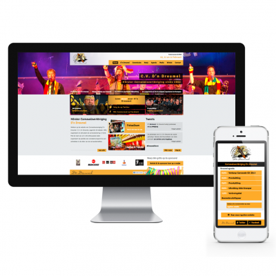 Mobiele-website-Horst