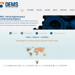 DEMS homepage