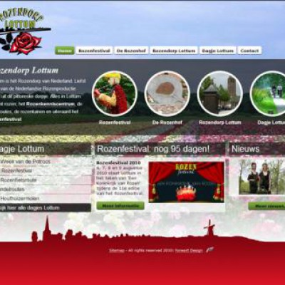 Website Rozendorp Lottum 1