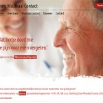 Homepage website Stichting Erato Muzikaal Contact
