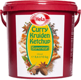 Hela Curry Kruiden Ketchup Superieur