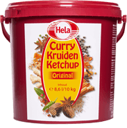 Hela Curry Kruiden Ketchup